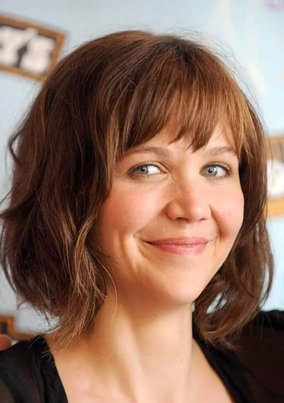 Short Haircuts for Women with Bangs for Women 2020