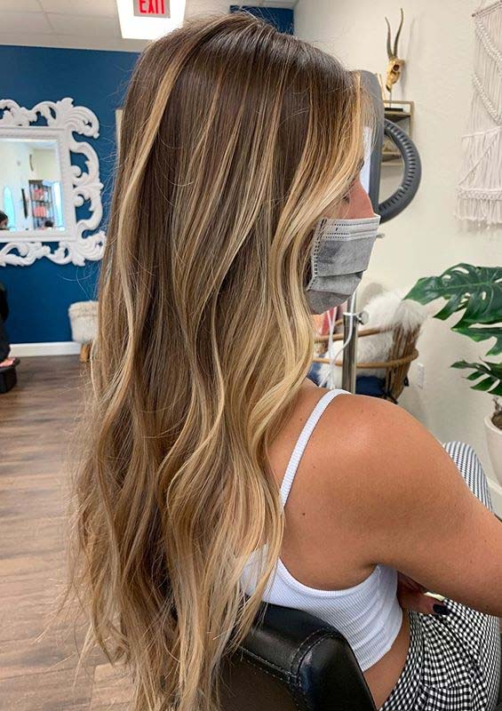 Gorgeous Balayage Hair Colors Highlights You Must Try in 2020