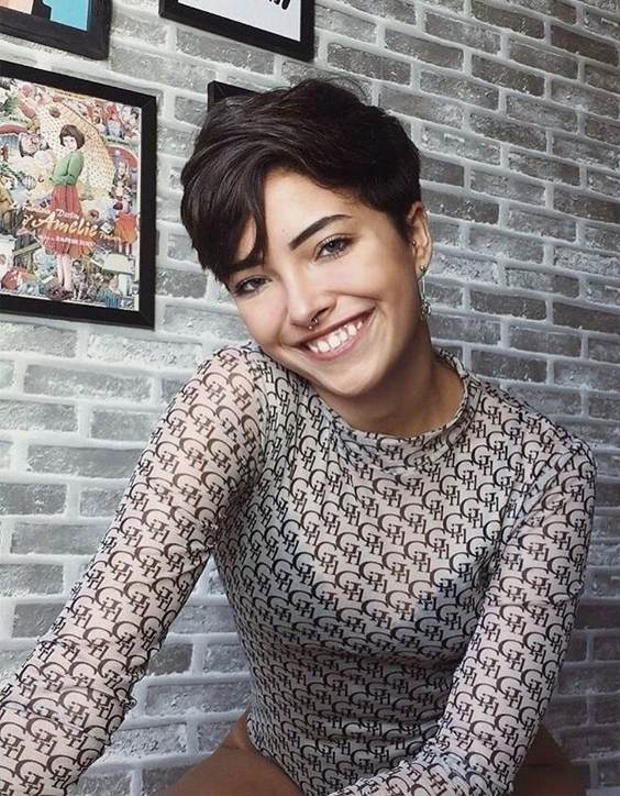 Awesome Style of Short Haircuts for Edgy Look In 2020