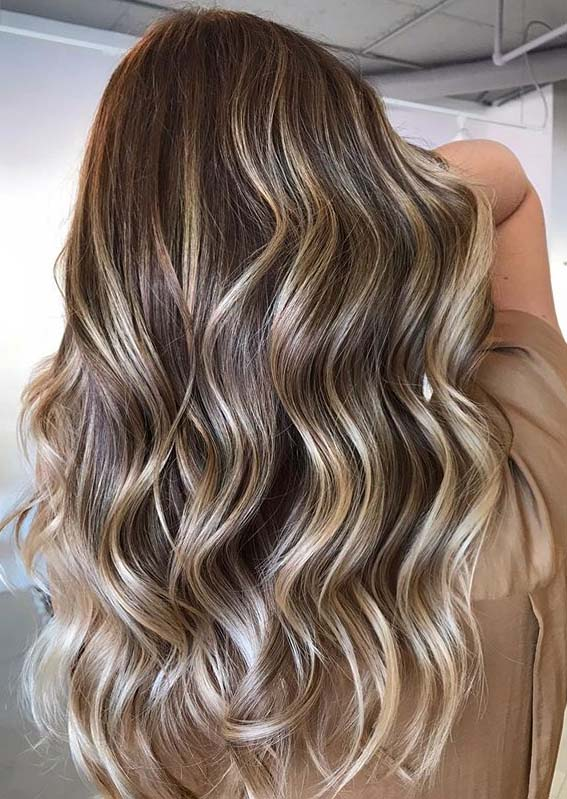 Awesome Blonde Balayage Hair Colors Combo in 2020