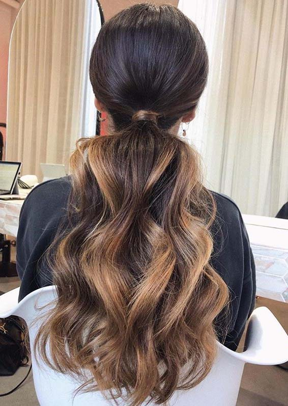 Beautiful Ponytail Hairstyles for Women to Sport in 2020