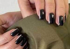 Modern Two Toned Nails Designs for Modern Look in 2020