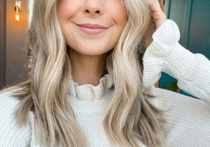 Latest Blonde Hair Colors and Hairstyles Trends in 2020