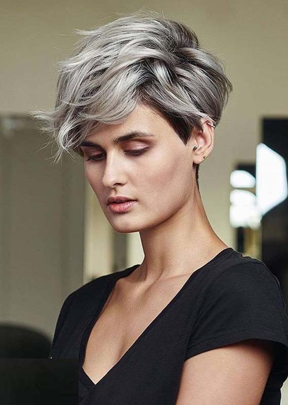Perfect Short Haircut Styles for Women in 2020