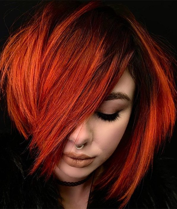 Hottest ideas of Red Hair Color to Copy Now