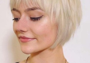 Fantastic Short Haircuts with Bangs