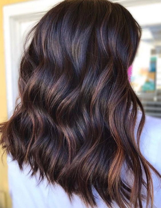 Awesome Highlights & Hair Color Trends for Stylish Girls