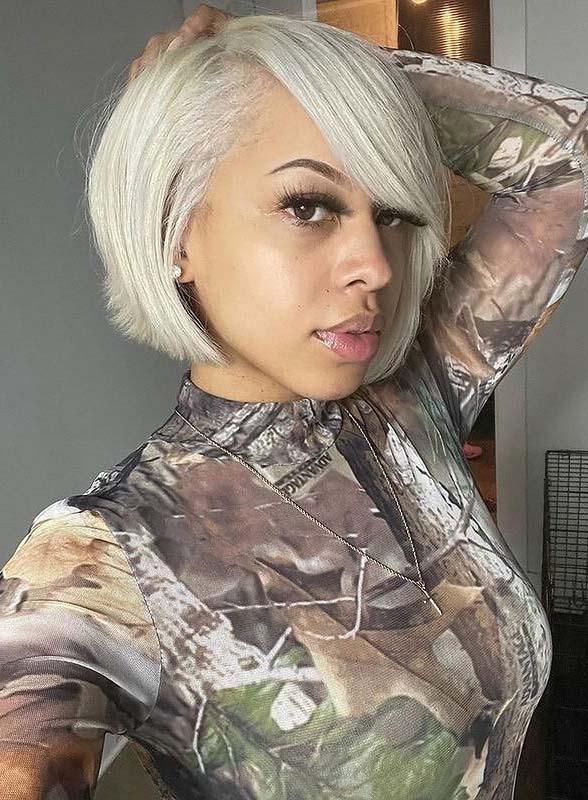 Best Short Bob Haircut Styles for Black Women