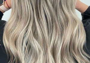 Fresh Cool Blonde Hair Colors to Show Off