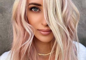 Amazing Pink Pastel Hair Color Shades to Show Off