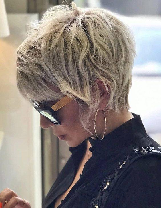 Delightful Short Hair Trends & Style for Girls