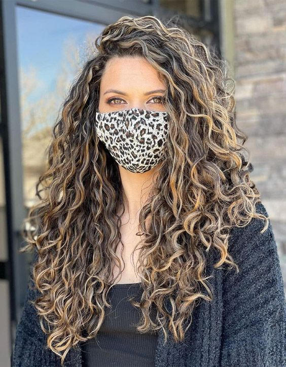 Awesome Style of Curly Hairstyle for All Girls