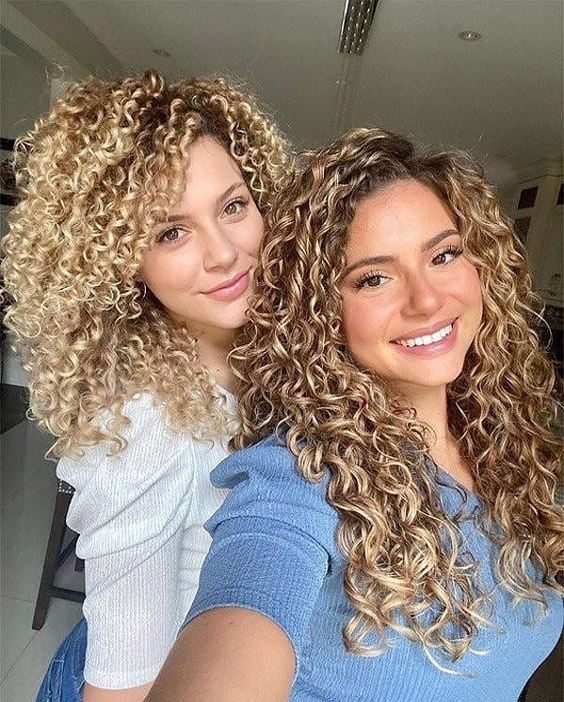 Updated Style of Curly Haircut In 2021