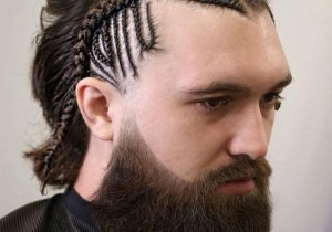 Long Braided Hairstyles for Men