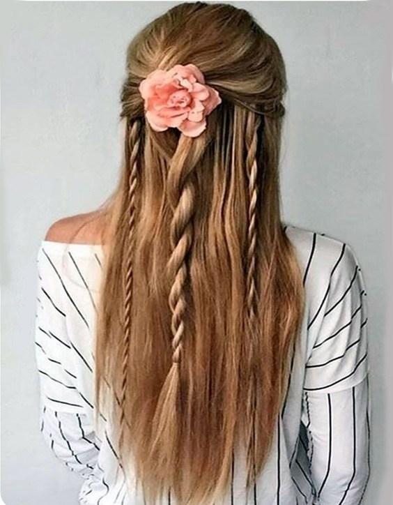 Rope Braids Hairstyles