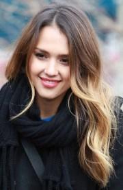 jessica alba hairstyles - celebrity