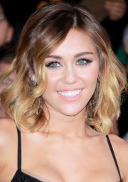 miley cyrus hairstyles - celebrity