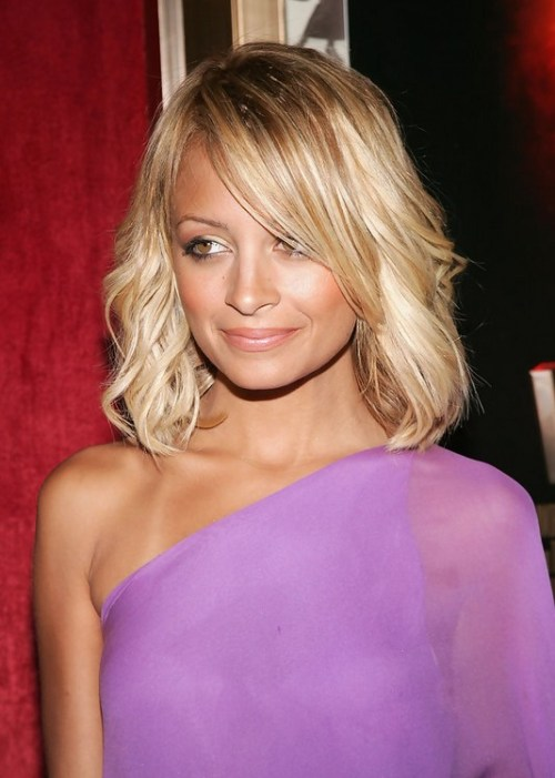 Nicole Richie Hairstyles Celebrity Latest Hairstyles 2016