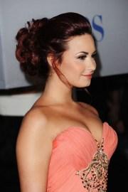 demi lovato hairstyles - celebrity