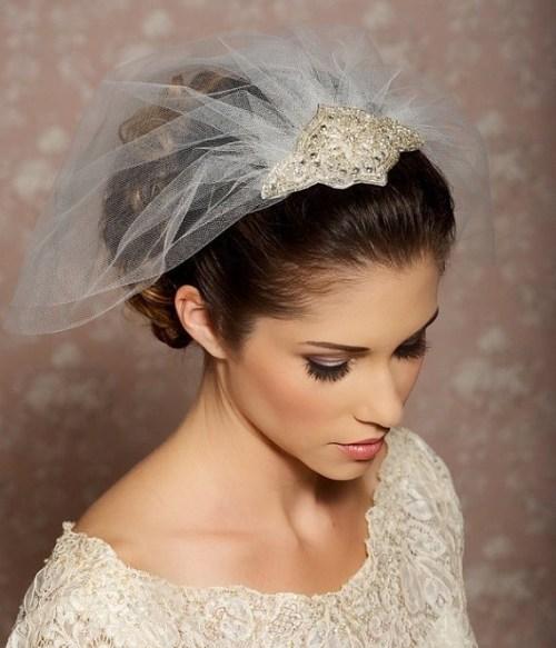 Wedding Veil Styles: 25 Best Hairstyles For Brides