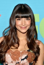 hannah simone long black brown
