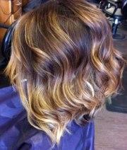 pretty short ombre hair