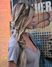 fancy hairstyles long hair