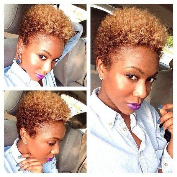 10 Trendy Short Haircuts For African American Women Girls Twa
