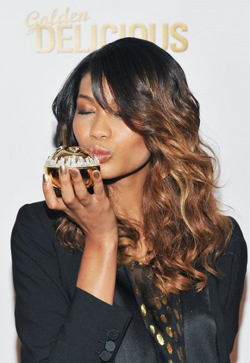 Long Ombre Hairstyles for Black Women