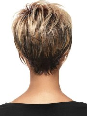 funky short formal hairstyles