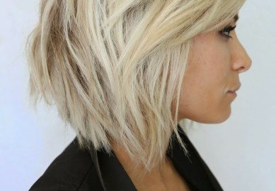 Medium Short Hairstyles For Thick Wavy Hair
