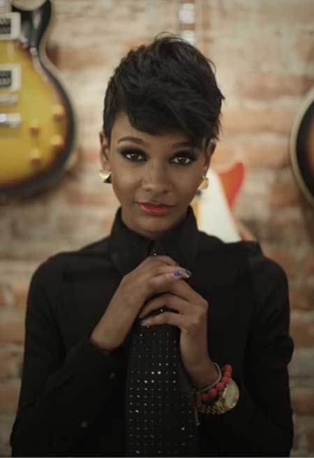 12 Fabulous Short Hairstyles For Black Women Styles Weekly