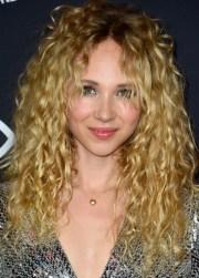 popular curly hair styles