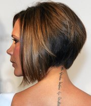 popular stacked -line bob hairstyles