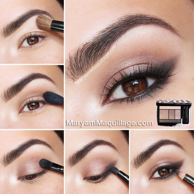 Image result for natural eyeshadow tutorials