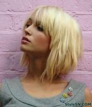 fashionable medium bob hairstyles