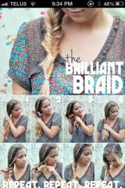 chic 5-minute hairstyles tutorials