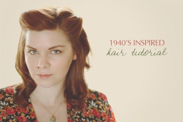 30 Vintage Hairstyles For Short Hair Tutorial Hairstyles Ideas