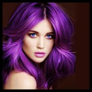 hot color hair trends latest