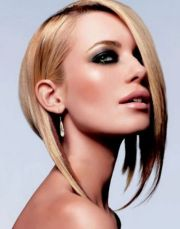cool asymmetrical bob hairstyles
