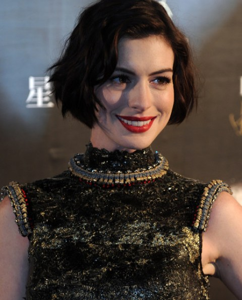 13 Effortlessly Chic Celebrity Short Hairstyles For 2015