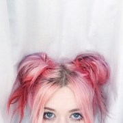 breathtaking pastel hair