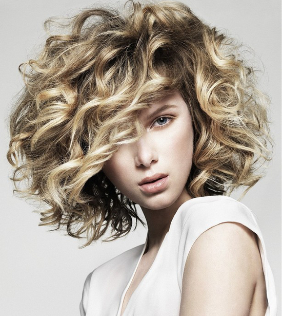 Hairstyles For Really Curly Frizzy Hair Easy Casual Hairstyles