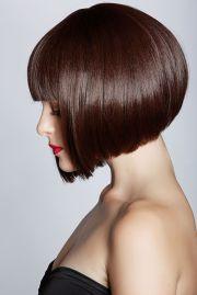 fun & sexy short brown hairstyles