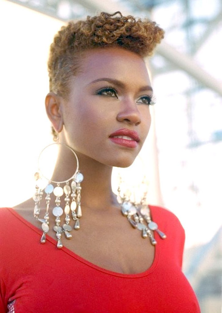 23 MustSee Short Hairstyles for Black Women  Styles Weekly