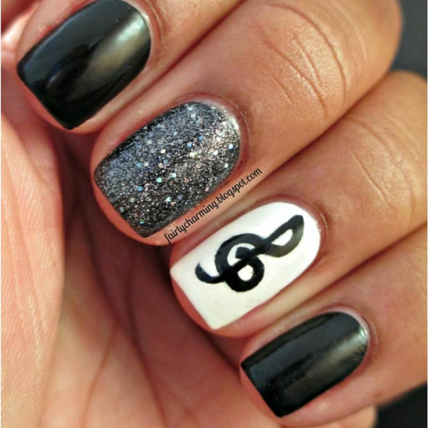 58 Amazing Nail Designs for Short Nails Pictures  Styles Weekly