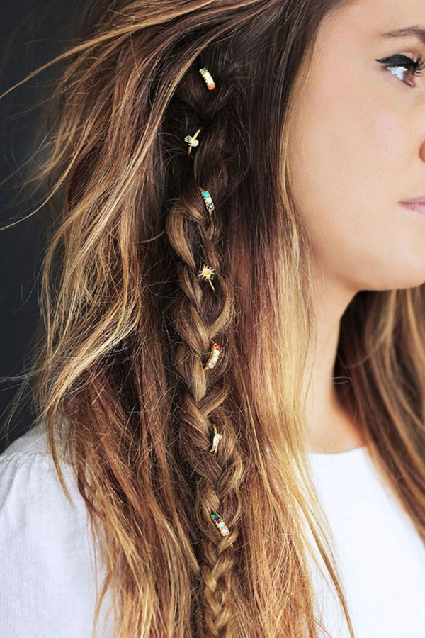 30 BohoChic Hairstyles You Must Love  Styles Weekly