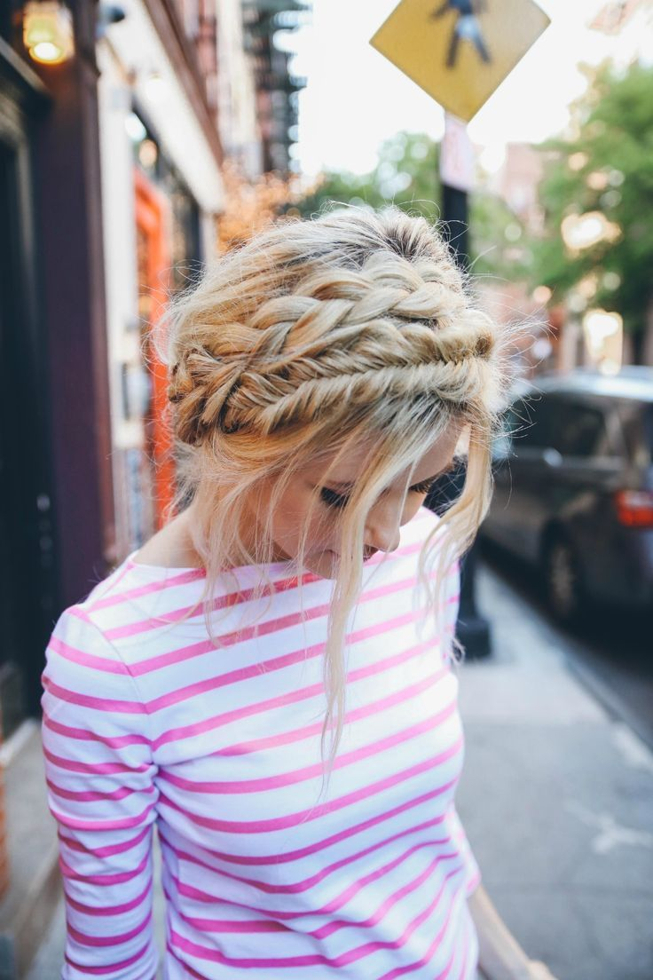24 Gorgeously Creative Braided Hairstyles for Women  Styles Weekly