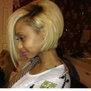 trendy bob hairstyles black