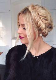 beautiful fishtail braided hairstyles